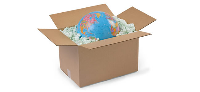 International Shipping Marysville